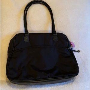 Timbuk2 Black Classy Laptop Briefcase Shoulder Bag